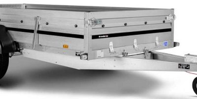 Brenderup 2260WSB1300 258 x 153 cm kippbar