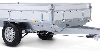 SYSTEMA Hochlader 1.300 kg SH O2 13-25-13.1