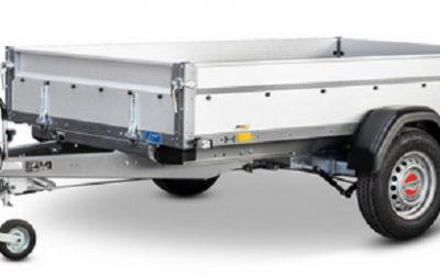 SySTEMA Tieflader 1.300 kg ST O2 13-25-15.1